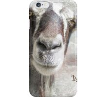Goat- Baaaaaa Mine iPhone Case/Skin