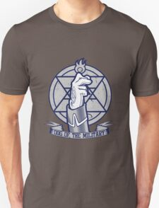 Dog of the Military: Flame Unisex T-Shirt