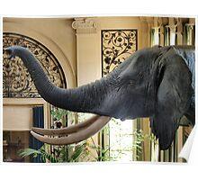 Elephant Watchman Poster