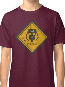 Caution: Irritant Classic T-Shirt