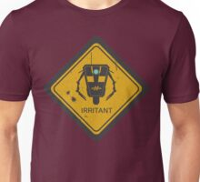 Caution: Irritant Unisex T-Shirt