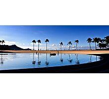 8:05 AM Hawaii Time Photographic Print
