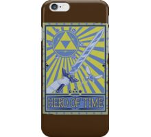 Wanted: Hero of Time iPhone Case/Skin