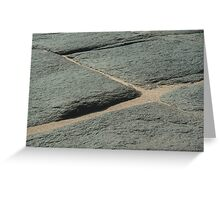 Desolate Joint Greeting Card