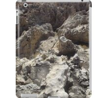 Rock formation iPad Case/Skin
