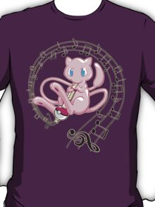 Feelin' Mew-sical T-Shirt