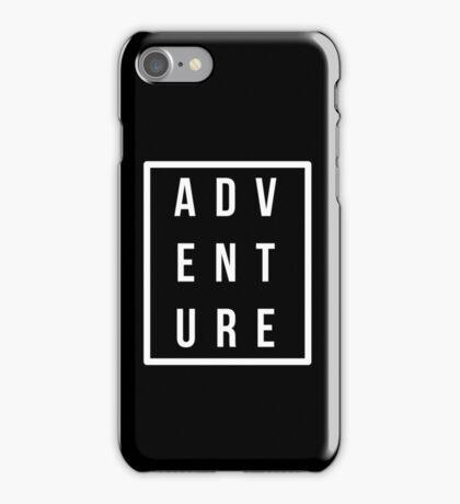 A D V E N T U R E  iPhone Case/Skin