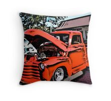 Nothing Like A Truck Throw Pillow
