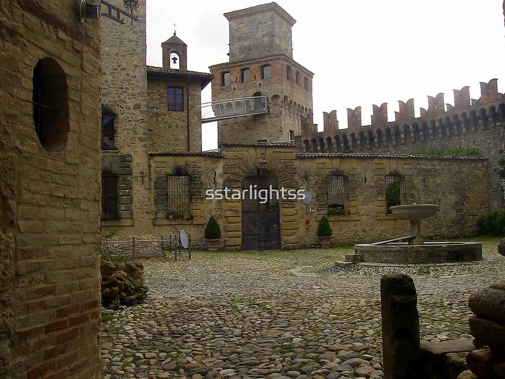 Vigoleno - the Castle-Village by sstarlightss