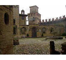 Vigoleno - the Castle-Village Photographic Print