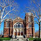 Central Presbyterian Church by Glenna Walker