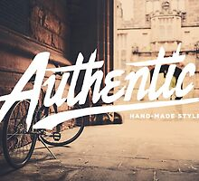 Authentic by saldanha