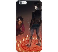 summon iPhone Case/Skin