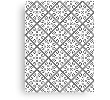 Traditional Model  Canvas Print