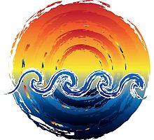 Summer Waves by nelder55