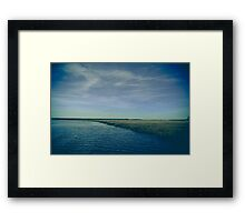 Moody Blues Framed Print
