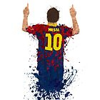 Messi by Arrow310