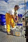 Bermagui Fisherman by Darren Stones