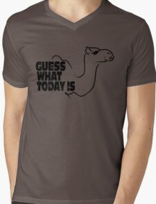 Guess What Today is Mens V-Neck T-Shirt