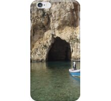 Hole in the rock iPhone Case/Skin