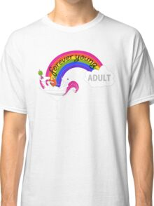 Forever Young Adult Official Logo Classic T-Shirt