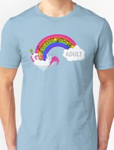 Forever Young Adult Official Logo Unisex T-Shirt