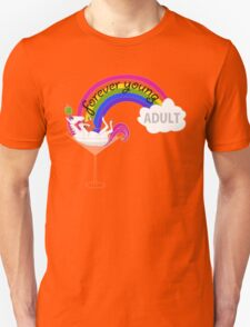 Forever Young Adult Official Tee T-Shirt