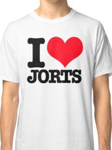 I <3 Jorts Classic T-Shirt