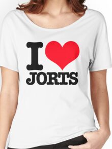 I <3 Jorts Women's Relaxed Fit T-Shirt