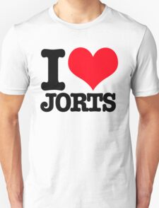 I <3 Jorts T-Shirt