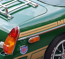 The art of the car: MGB < by John Schneider