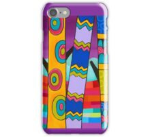 Party of trees iPhone Case/Skin