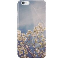 White Dogwood  iPhone Case/Skin