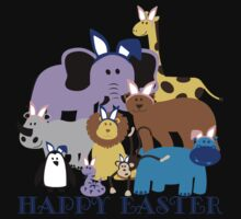 Happy Easter at the Zoo T-Shirt