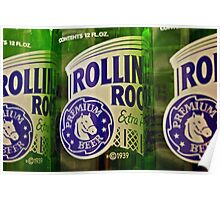 Rolling Rock: IV Poster