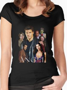 Angel TV series - The Good Guys Women's Fitted Scoop T-Shirt