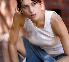Joanna Australia from Tony Ryan's Empowered Beauty Workshops by Tony Lin