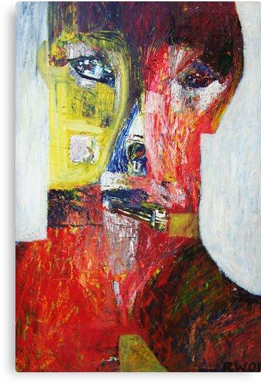 Sensitive New Age Wanker (SNAW) by Roy B Wilkins