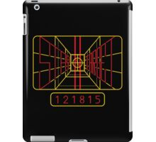Stay On Target iPad Case/Skin