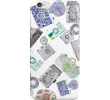 Camera Pattern 2.1 iPhone Case/Skin