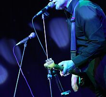 Wilko Johnson - Live on Stage by Tim Emmerson