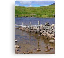 Loch Assynt, North Shore Canvas Print