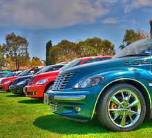 PT Cruiser Rainbow by Clintpix