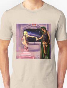 Oooh--Shiny!  I want it! Unisex T-Shirt