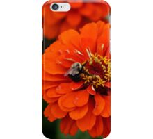 Flower and Bee iPhone Case/Skin