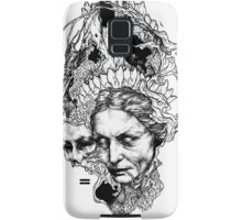 Old witch Samsung Galaxy Case/Skin