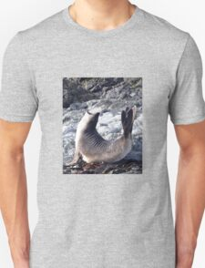 Elephant seal pup Unisex T-Shirt