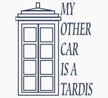 My Other Car is a TARDIS by Amanda Vontobel Photography/Random Fandom Stuff