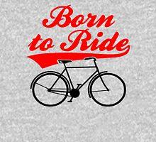 Born To Ride Bike Design T-Shirt