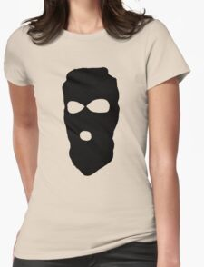Criminal Concept | Three Womens Fitted T-Shirt